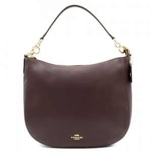 New COACH Pebble Chelsea 32 Hobo